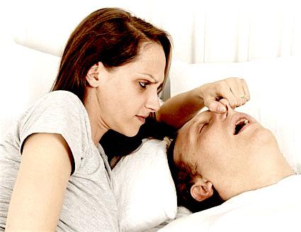 Муж храпит ребенок просыпается